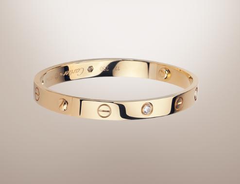 bambino stile attraente stile moderno Cartier LOVE, bracciale per la Festa della Mamma | La ...