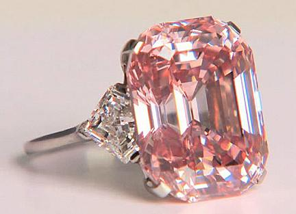 Pink Diamond Engagement Rings Meaning