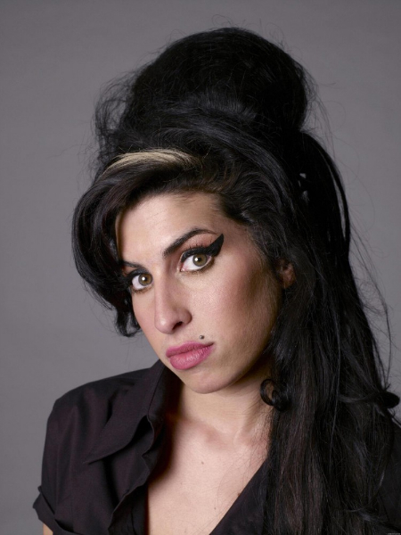 Amy Winehouse Kid Pictures