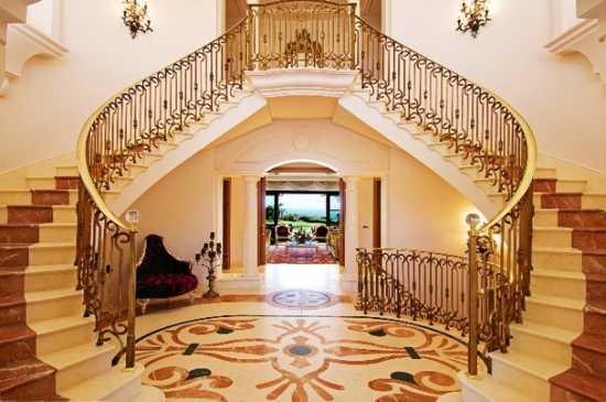 Interni Villa Di Lusso : La zagaleta villa di lusso a marbella la promenade zine di