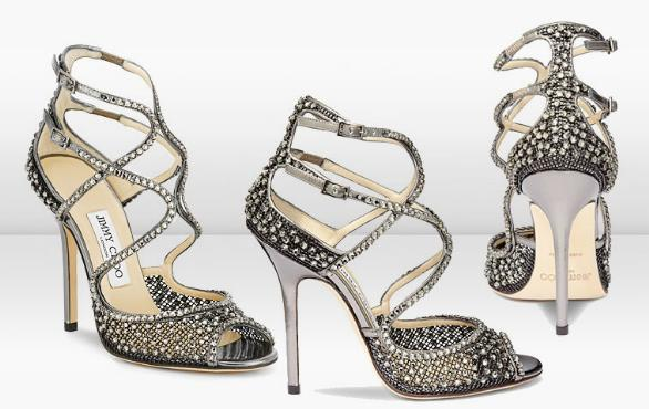 Jimmy Choo Crystal Shoes Price
