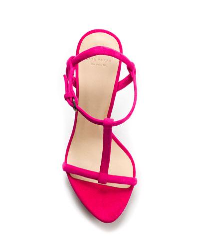 La prima volta che ho visto questi sandali ero da Zara 1222fd65c7c