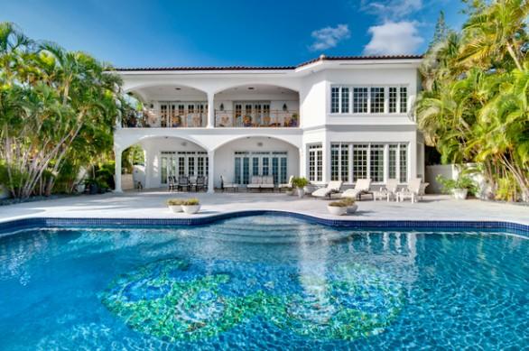Miami Villa Spettacolare Di Gran Lusso Nei Pressi Di Coconut Grove