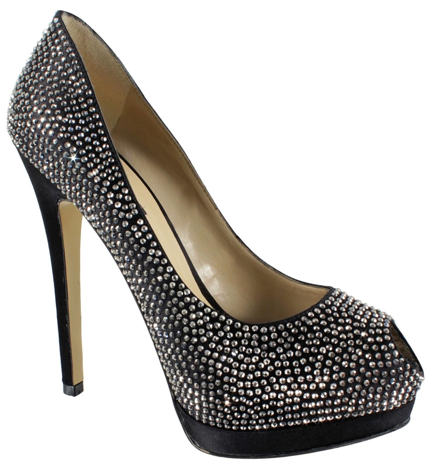 new styles dd585 32b91 Cinti, scarpe gioiello per le feste   La Promenade, BlogZine ...