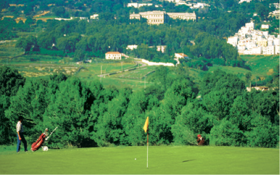 Royal Golf di Tangeri