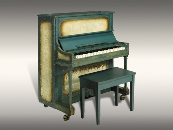 Sotheby's, incanto battuto per il celebre pianoforte del film Casablanca