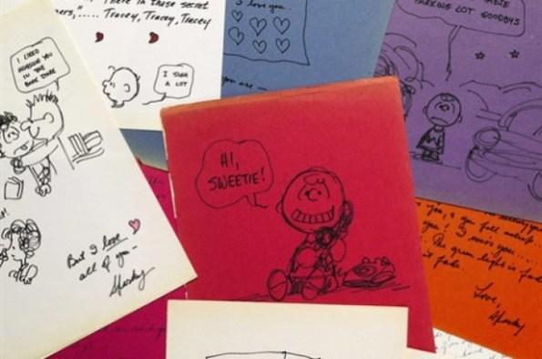 Sotheby's, incanto emozionante per alcuni disegni del celebre Charles Schulz