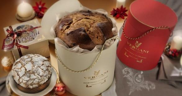 Vergani, panettoni di lusso in edizione limitata per il Natale 2012