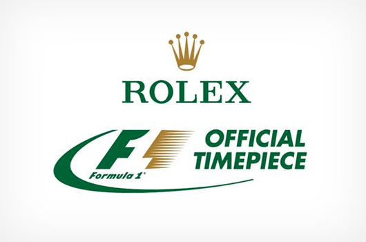 Rolex signed a multi-year deal with F1 as new timepiece partner