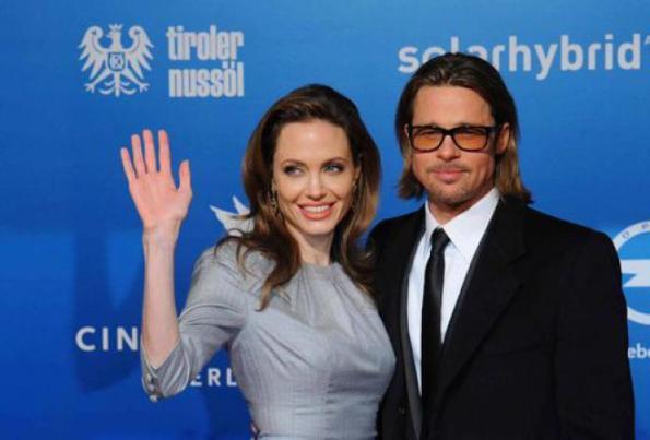 600_Brad Pitt e Angelina Jolie, lancio imminente di un marchio vinicolo