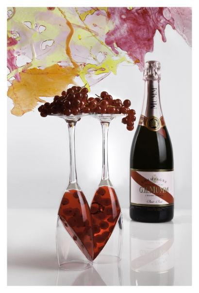 GHMumm Cuvée Rosé - gelatina ribes 1-w600-h600