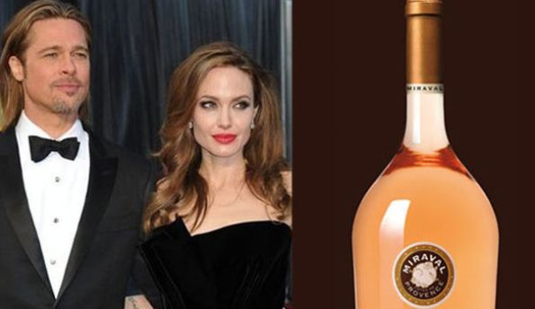 Miraval Cotes de Provence, nuovo marchio vinicolo di Brad Pitt e Angelina Jolie