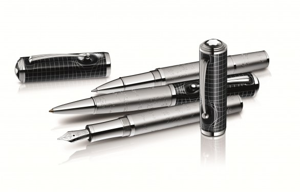 Montblanc-Albert-Einstein-Limited-Edition