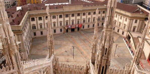 Palazzo Reale a Milano