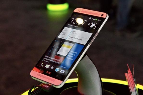 HTC One, presentazione in anteprima presso La Nuvola di Fuksas a Roma
