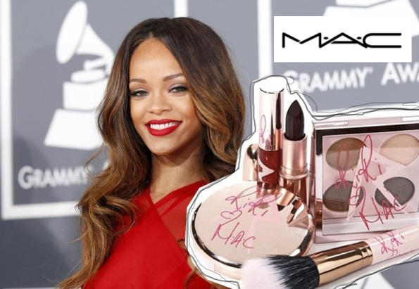 MAC, make up in limited edition con Rihanna