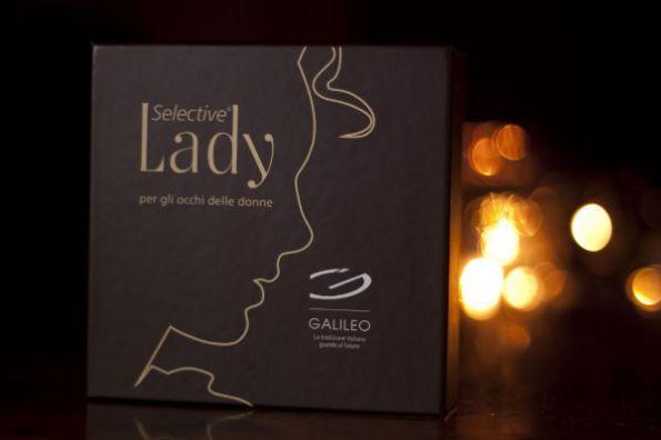 Selective LADY, prima lente progressiva ideata per la visione delle donne-w600-h600