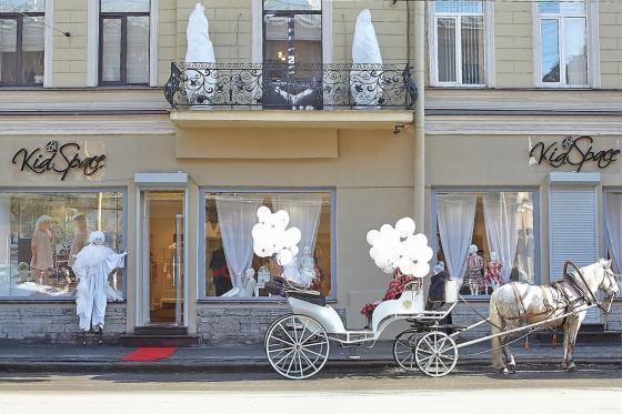 KidSpace, nuovo store a San Pietroburgo