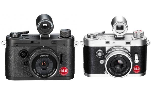 Retro DCC 14.0, fotocamera ad alta definizione molto piccola da Minox