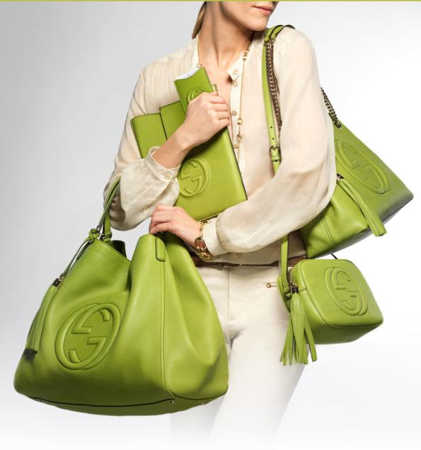 Gucci verde mela