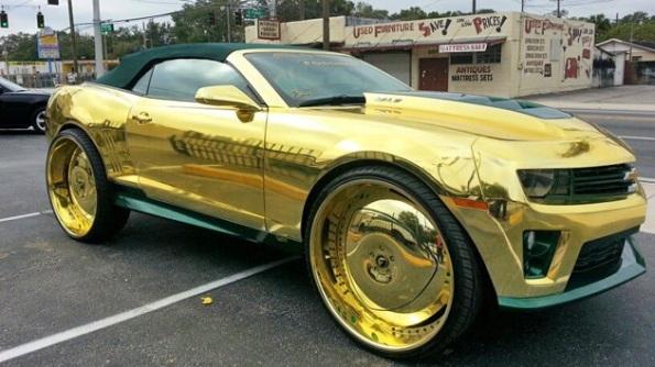 Camaro-Oro