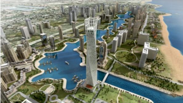 Infinity Tower, torre più alta al mondo a Dubai