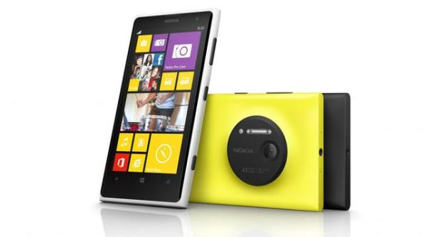 Lumia 1020, smartphone top di gamma di Nokia
