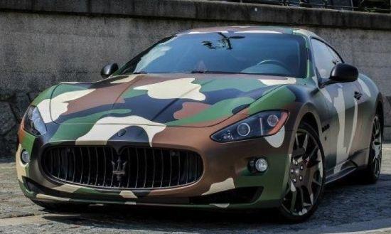 Maserati Militare