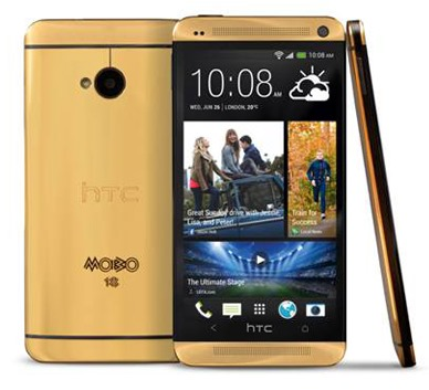 HTC One in oro_01