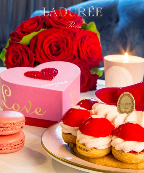 Ladurée Valentine's Day