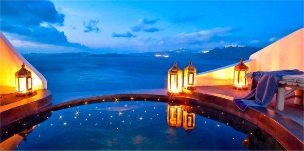 Hotel Villa Santorin
